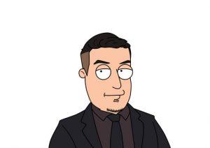 Szerepeltem a Family Guyban! (mint Peter zabigyereke)