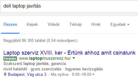 AdWords-reklám