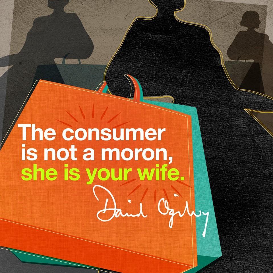 David Ogilvy idézet